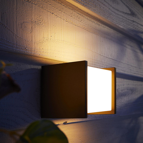 Philips Hue Fuzo LED Vägglykta