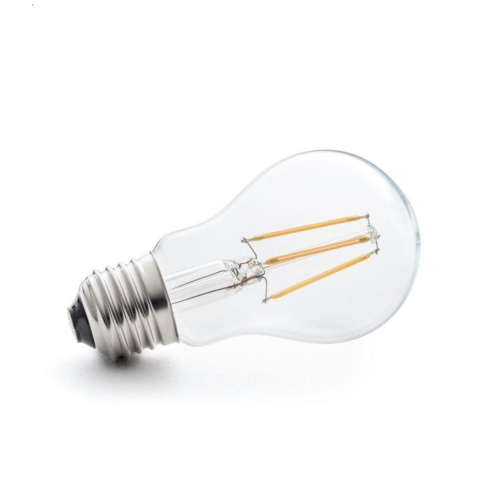 55mm glob 4W 230V Konstsmide Glödlampa LED E27 Klar