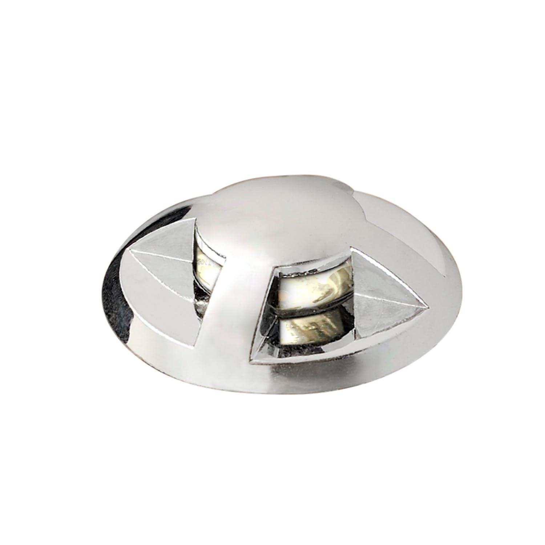 6st/set välvd topp Konstsmide Markspot mini LED