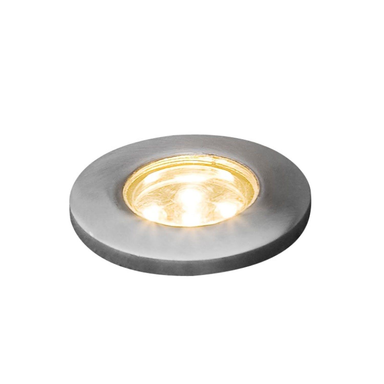 12V 6st/set plan topp Konstsmide Mini markspot LED G4