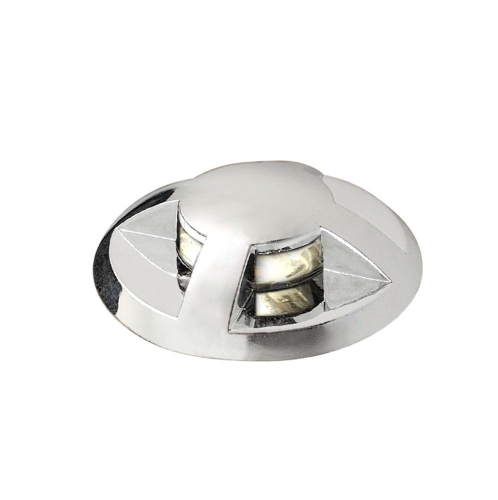 12V 6st/st välvd topp Konstsmide Mini markspot LED G4
