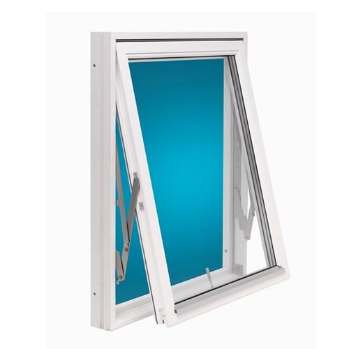 Vridfönster Energi Trä 10, 7, Frostat glas 0,9