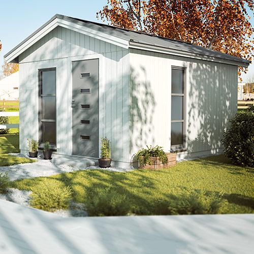 Stuga Lage 14,9 m² Plåttak
