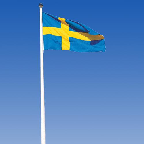 12 meter Flaggstång Nordic 12 m