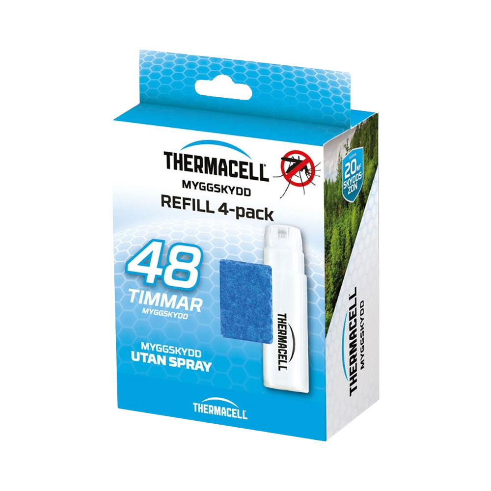 4-pack Thermacell Mini Refill