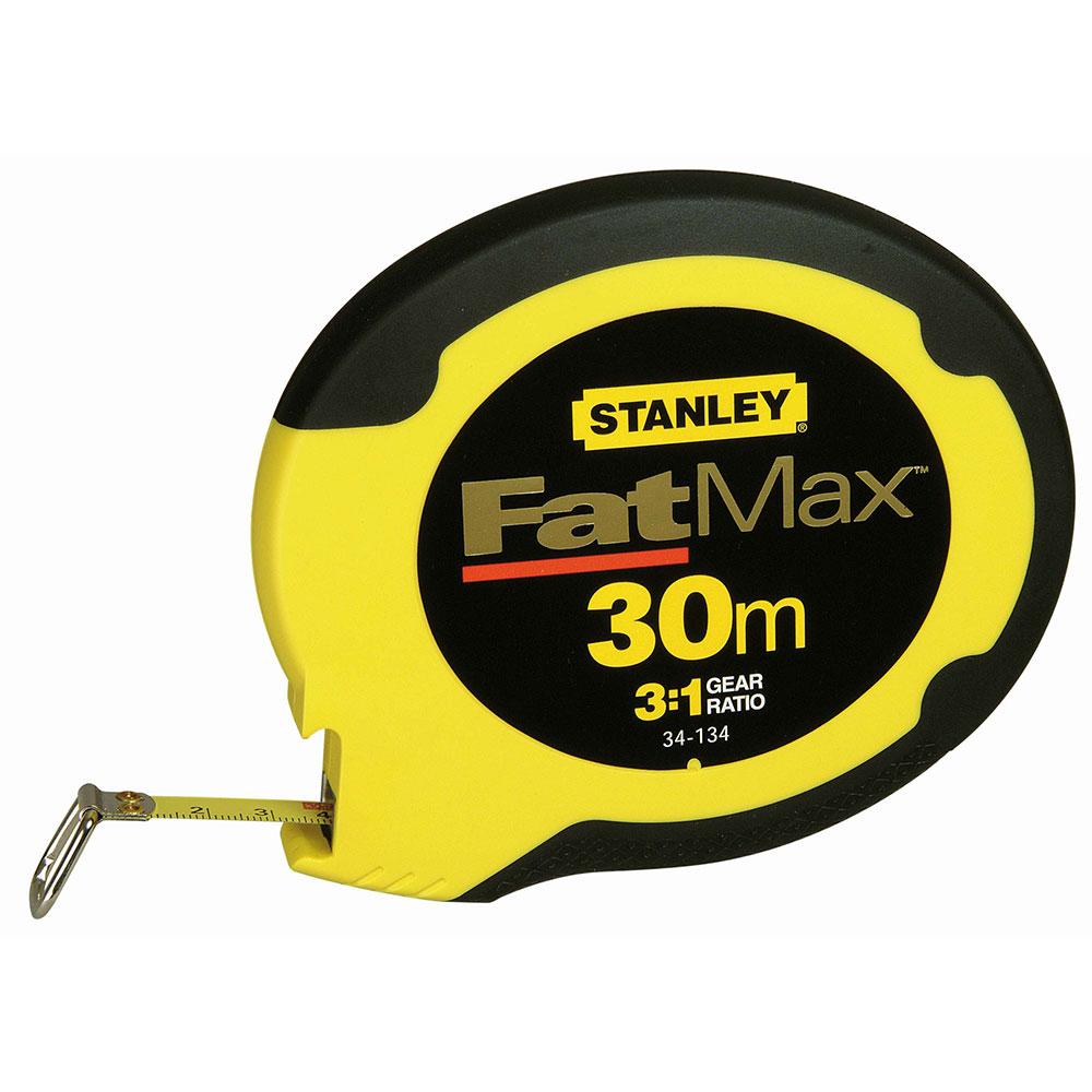30 meter Stanley Måttband